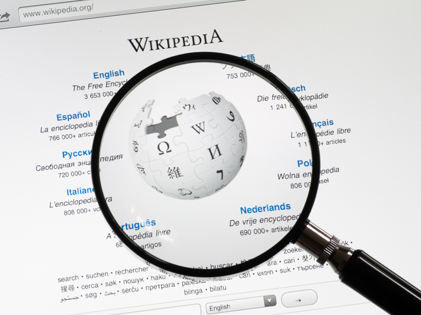 Communicate science by editing Wikipedia articles.