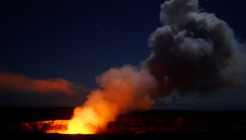 Kīlauea is one of the volcanoes fingerprinted in a new study.