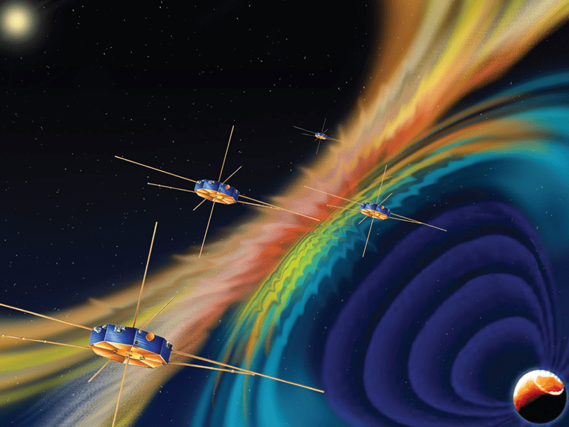 Researchers find new evidence suggesting lower energy particles may play an outsized role in space weather near Earth