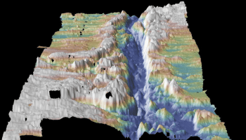 Researchers examine how mantle upwelling under oceanic transform faults stabilizes these boundaries.
