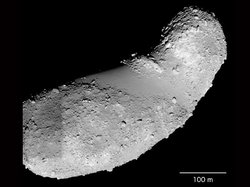 Asteroid 25144 Itokawa