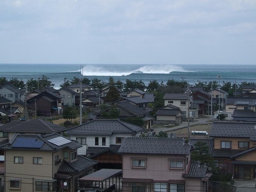 YoriMawari-nami wave in 2013