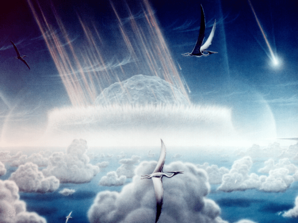 Asteroid Impact, Not Volcanism, Likely Spelled Dinosaurs ...