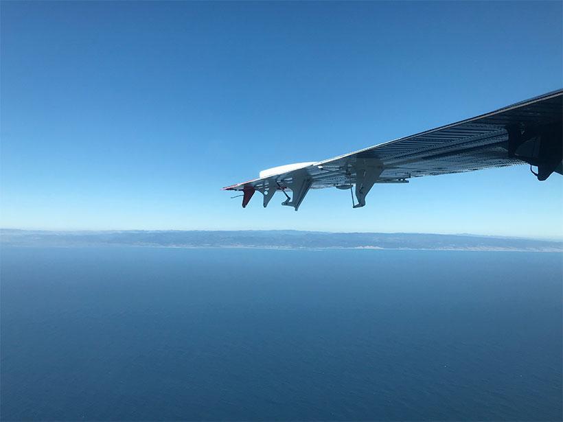 La atmósfera sobre las regiones remotas del océano alberga una química importante que controla el presupuesto global de metanol.