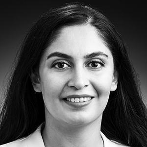 Parisa Mostafavi, winner of the 2020 Fred L. Scarf Award