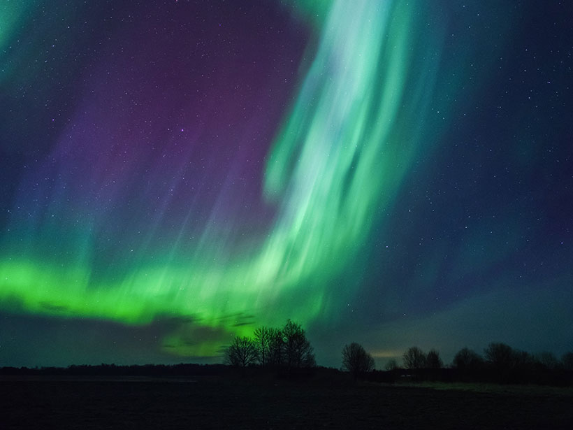 Researchers present a new technique for estimating magnetosphere-ionosphere interactions at Earth's poles.