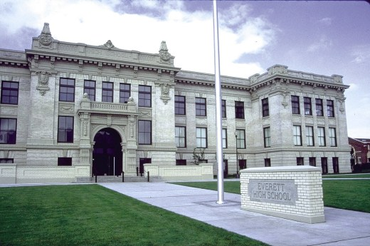 Everett School