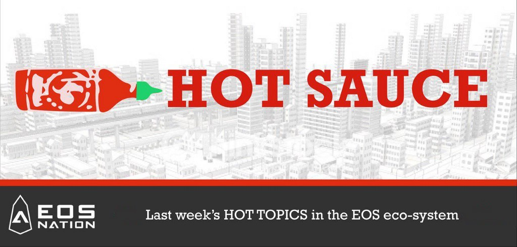 Hot Sauce Archives - EOS Nation | EOS Block Producer