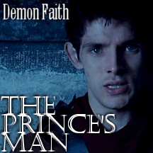 Cover image for The Prince's Man