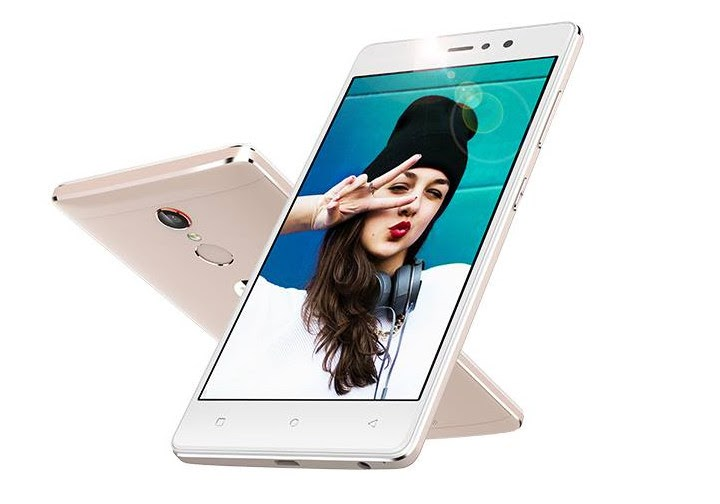 premium selection 3372b 6b351 Gionee S6s with selfie flash launched in India for Rs. 17,999 - EOTO ...