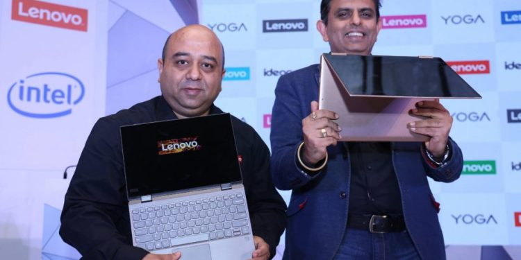 Lenovo laptop unveil