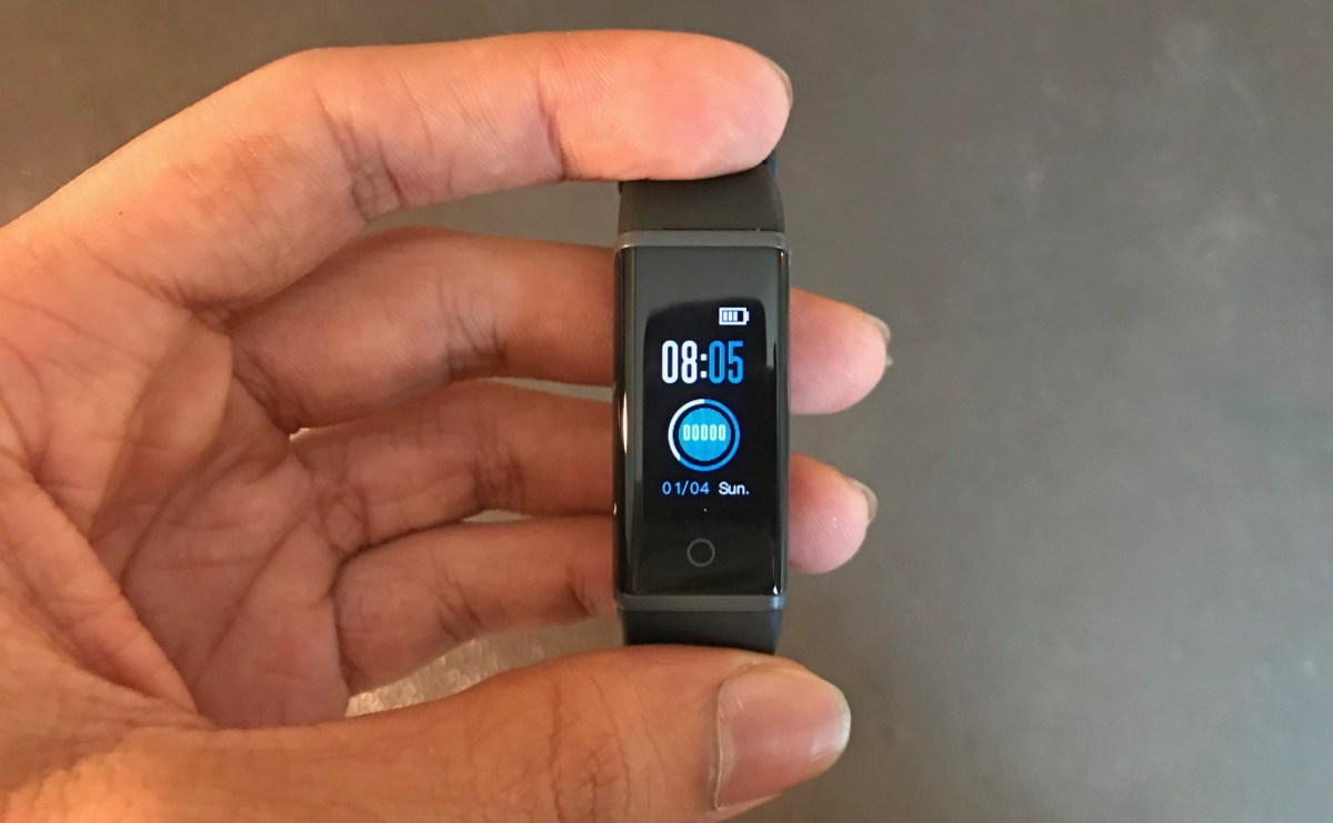 Best Fitness Trackers in India under INR 3,000