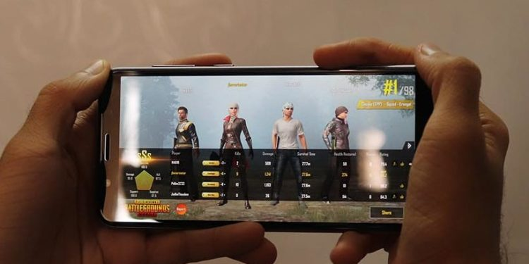 ASUS ZenFone Max Pro M1 Gaming Performance