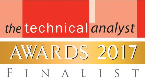 Finalist for Best Specialist Product 2017