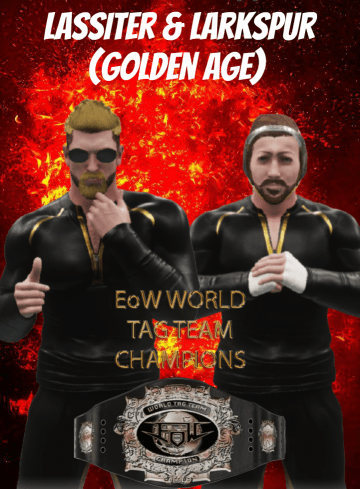 EOW TAG TEAM CHAMPIONS