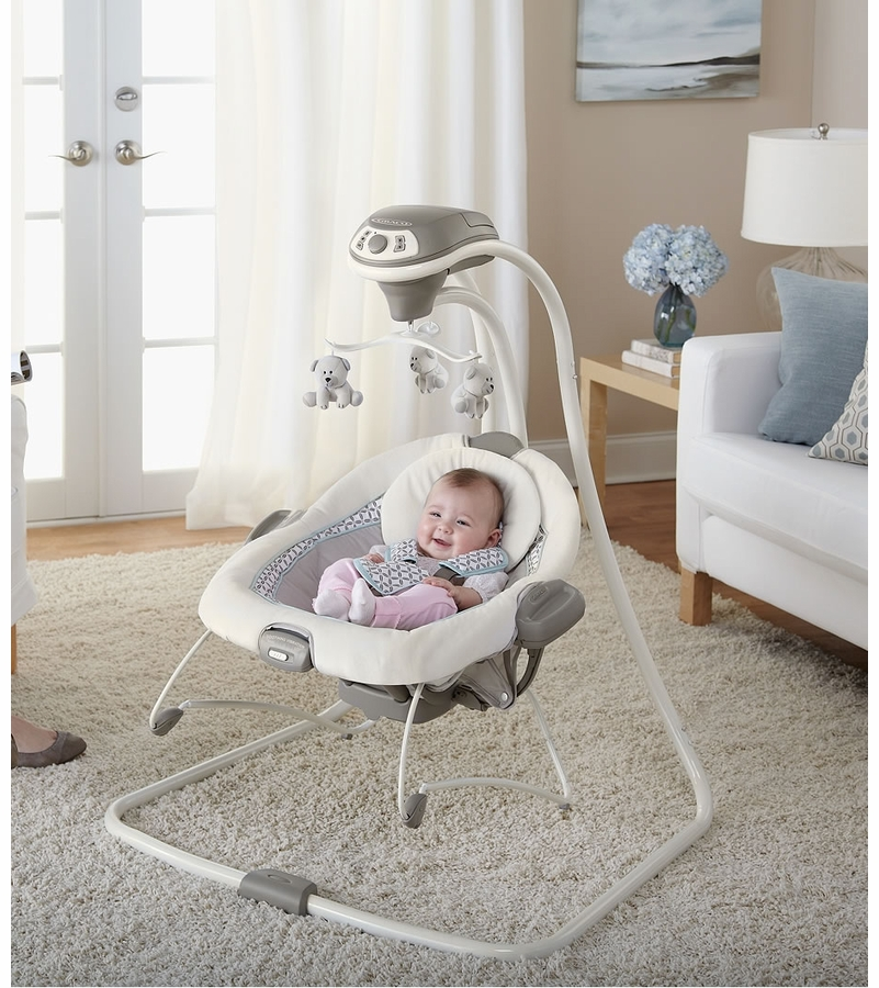 Swing Removable Baby Carrier Graco 1990
