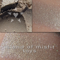"25% OFF Weekly Sale through 11:59 PM PST 1/8!~ ""Island of Misfit Toys"" December Special Edition Eyeshadow"