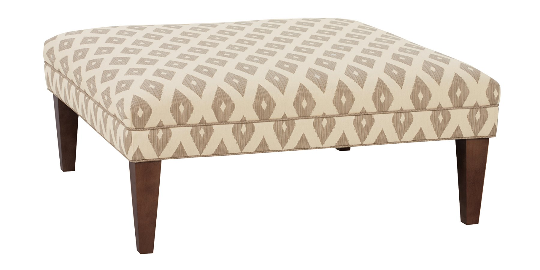 Large Fabric Coffee Table