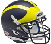 michigan football helmet gift guide