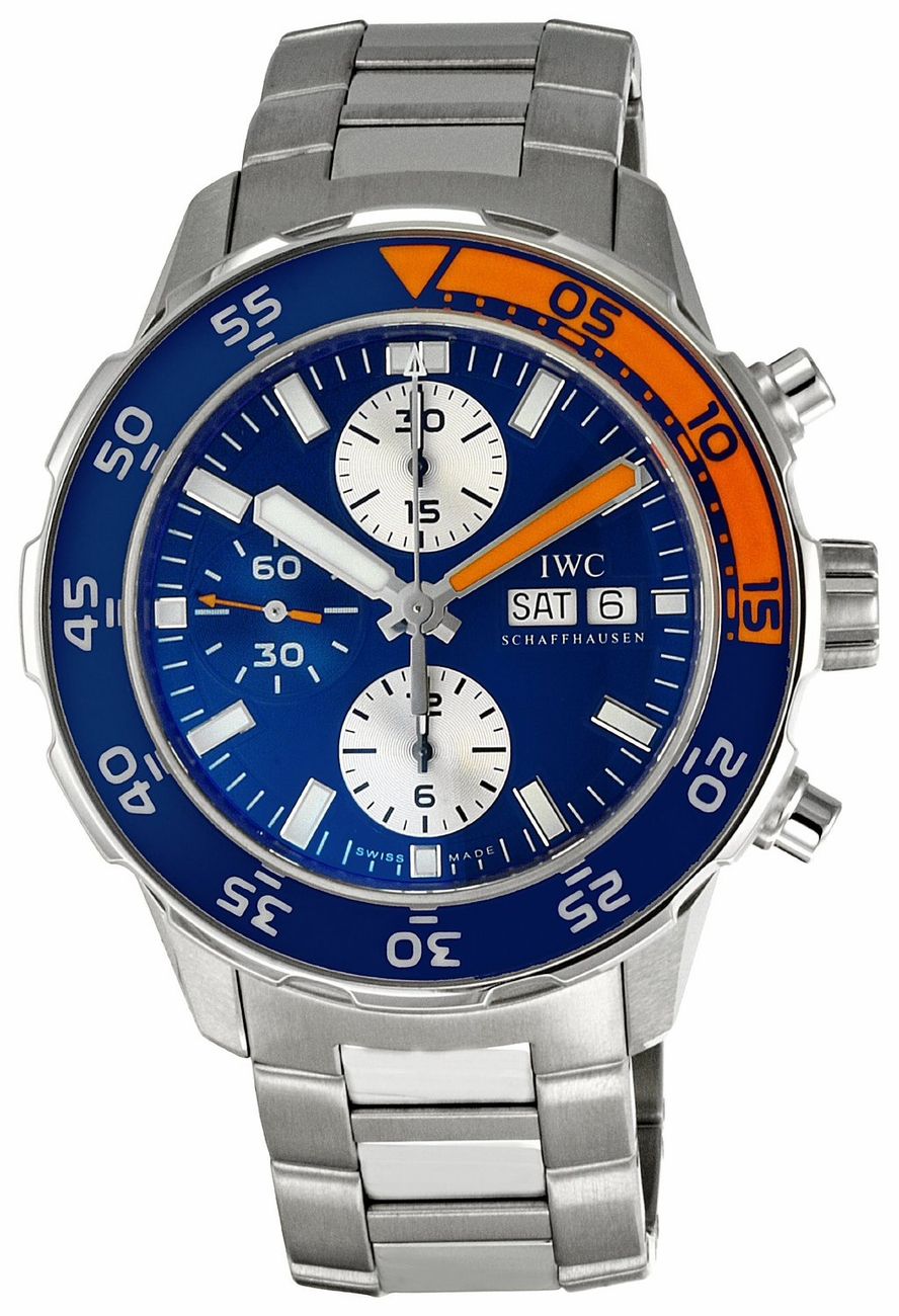 IW376703 IWC Aquatimer Automatic Chronograph Mens 44mm