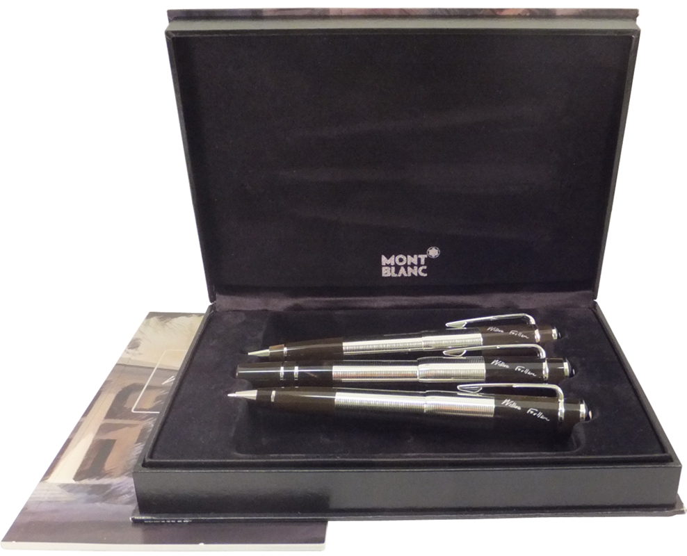 2317b09b1b2bf Set And Blanc Pencil Mont Pen