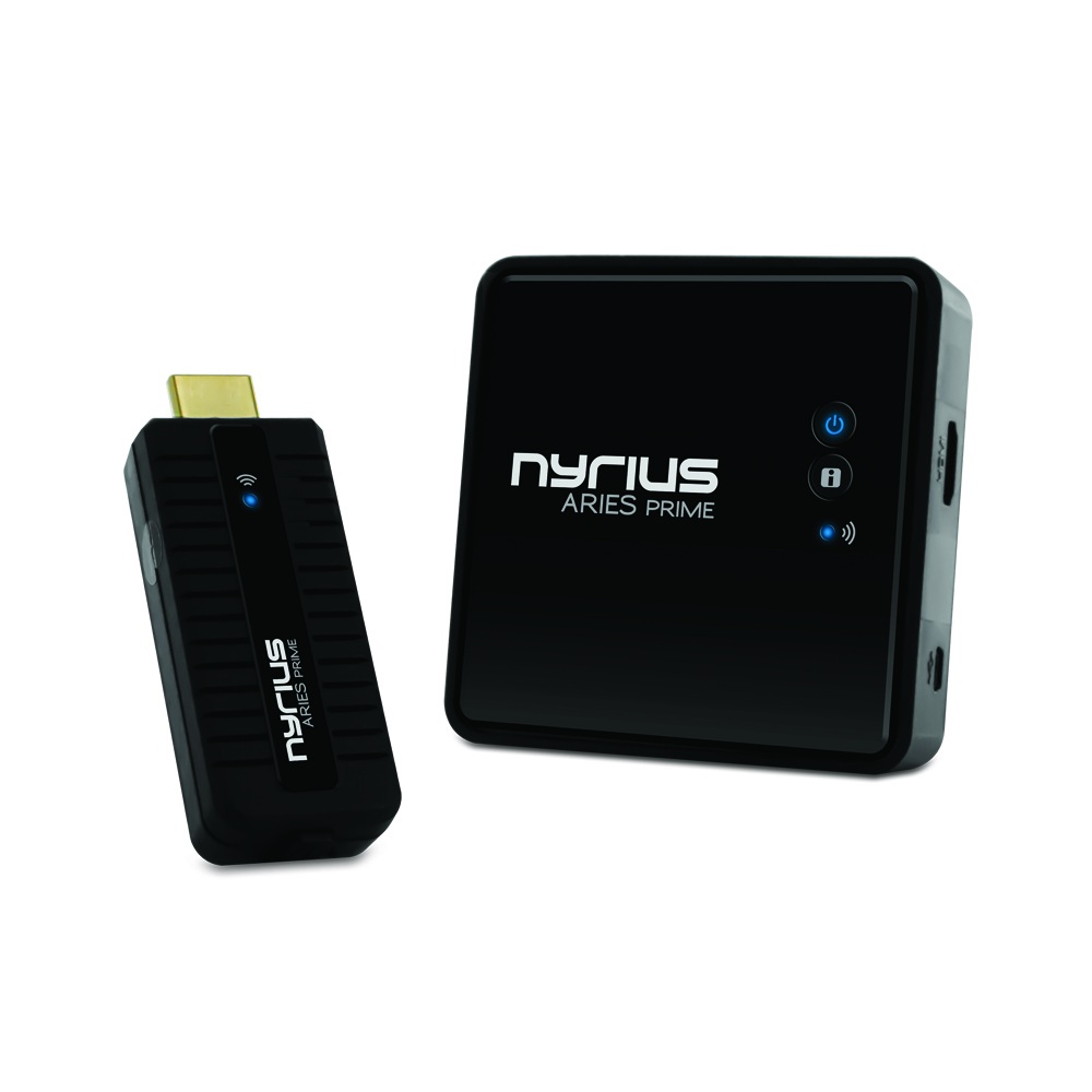 Nyrius ARIES Prime Digital Wireless HDMI Transmitter