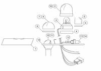 Off Road Light Wiring Diagram further Wiring Diagram For Bathroom Spotlights as well Car Harness Bar furthermore 12 Volt Led Lighting Automotive likewise Led Wire Harness Schematic. on led light bar wiring diagram with relay