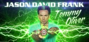 """Jason David Frank """"Tommy Oliver/The Green Ranger,"""" <i>Mighty Morphin' Power Rangers</i>, Coming to All Wizard World Shows!"""