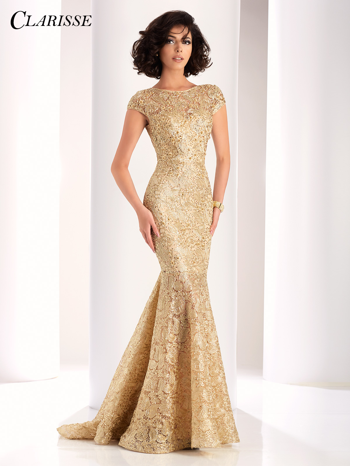 Gowns Plus Gold Formal Size