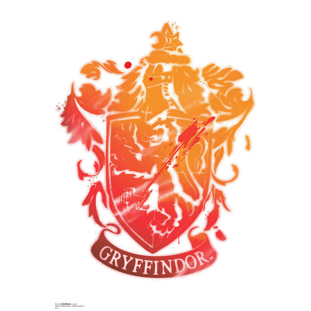 Gryffindor Crest Harry Potter 7 Wall Decor