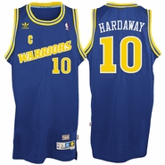 c0d44098b Golden State Warriors adidas Tim Hardaway  10 Soul Swingman Jersey - Royal