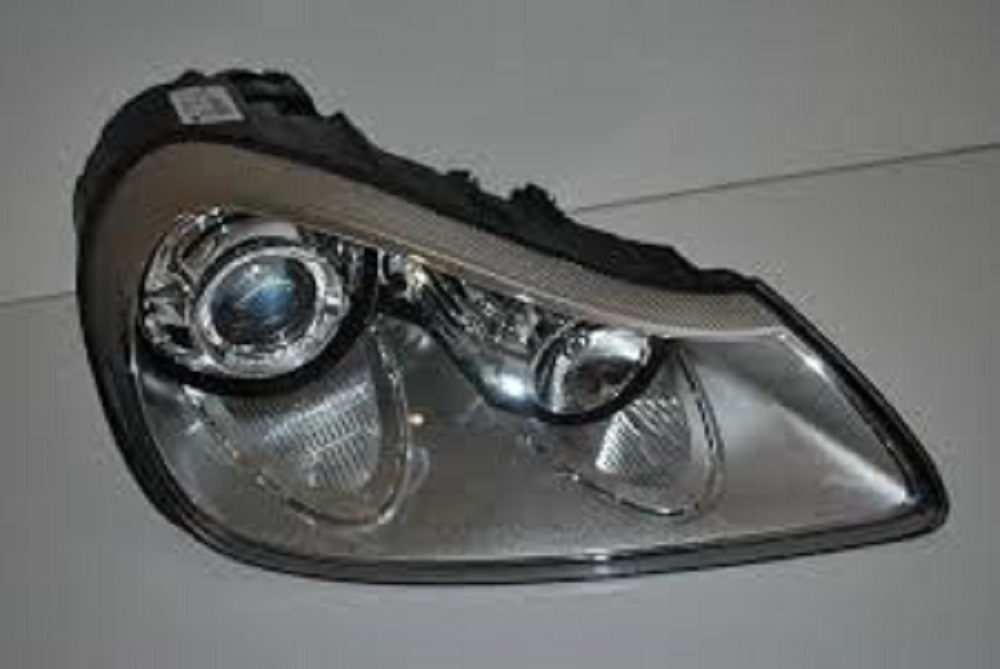 Mazda 3 Headlight 2010 Removal