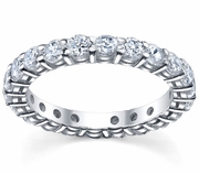 Diamond Eternity Bands Huge Selection