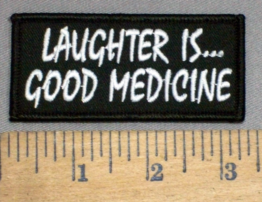 Laughter Does Good Medicine