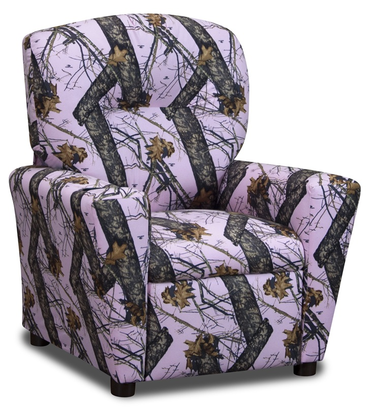 Kidz World Recliner Kidz World LSU Tigers Recliner Child