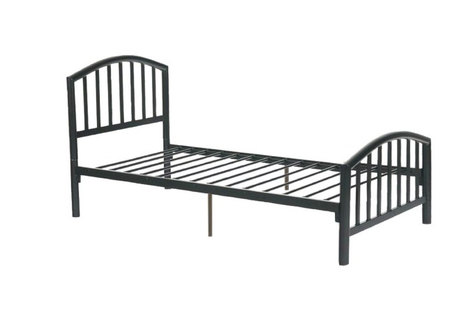 Twin Size Bed Frame F9018t By Poundex Of