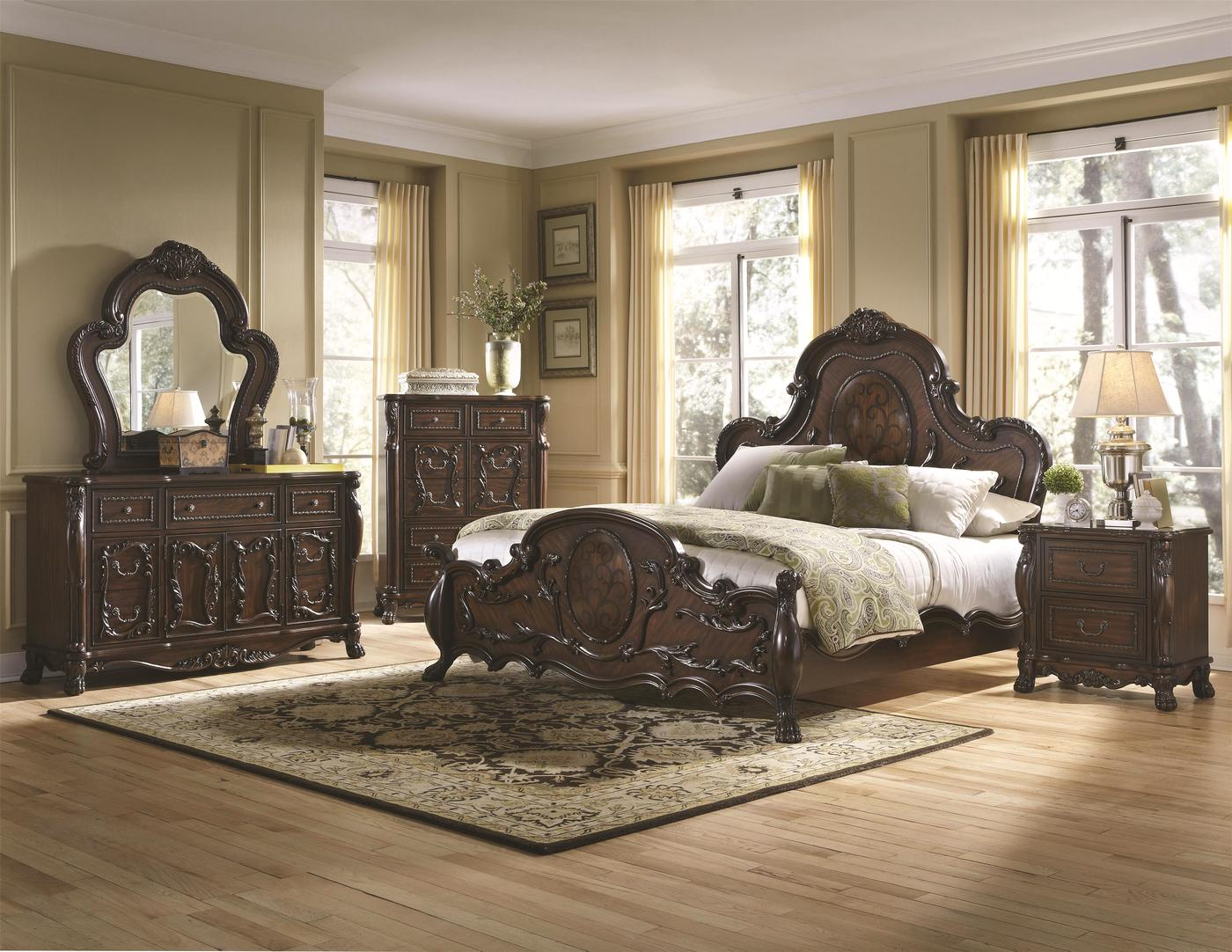 Cherry Bedroom Sets