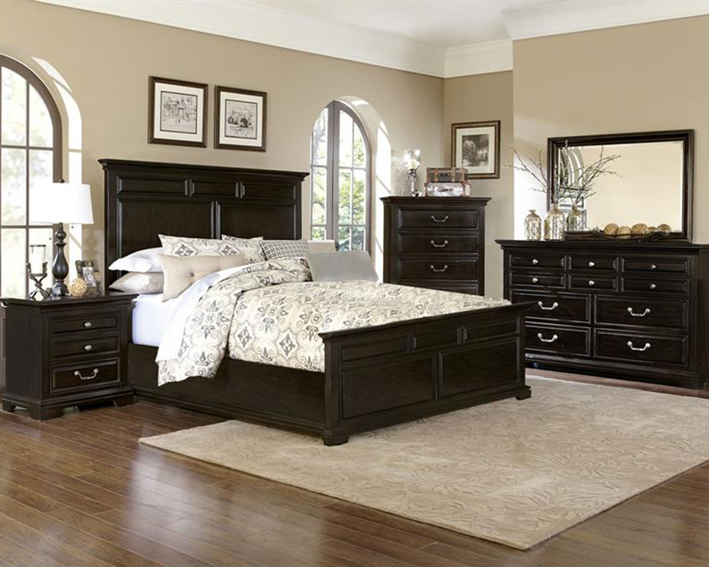 Traditional Bedroom Set Abernathy By Magnussen MG B2564 54SET