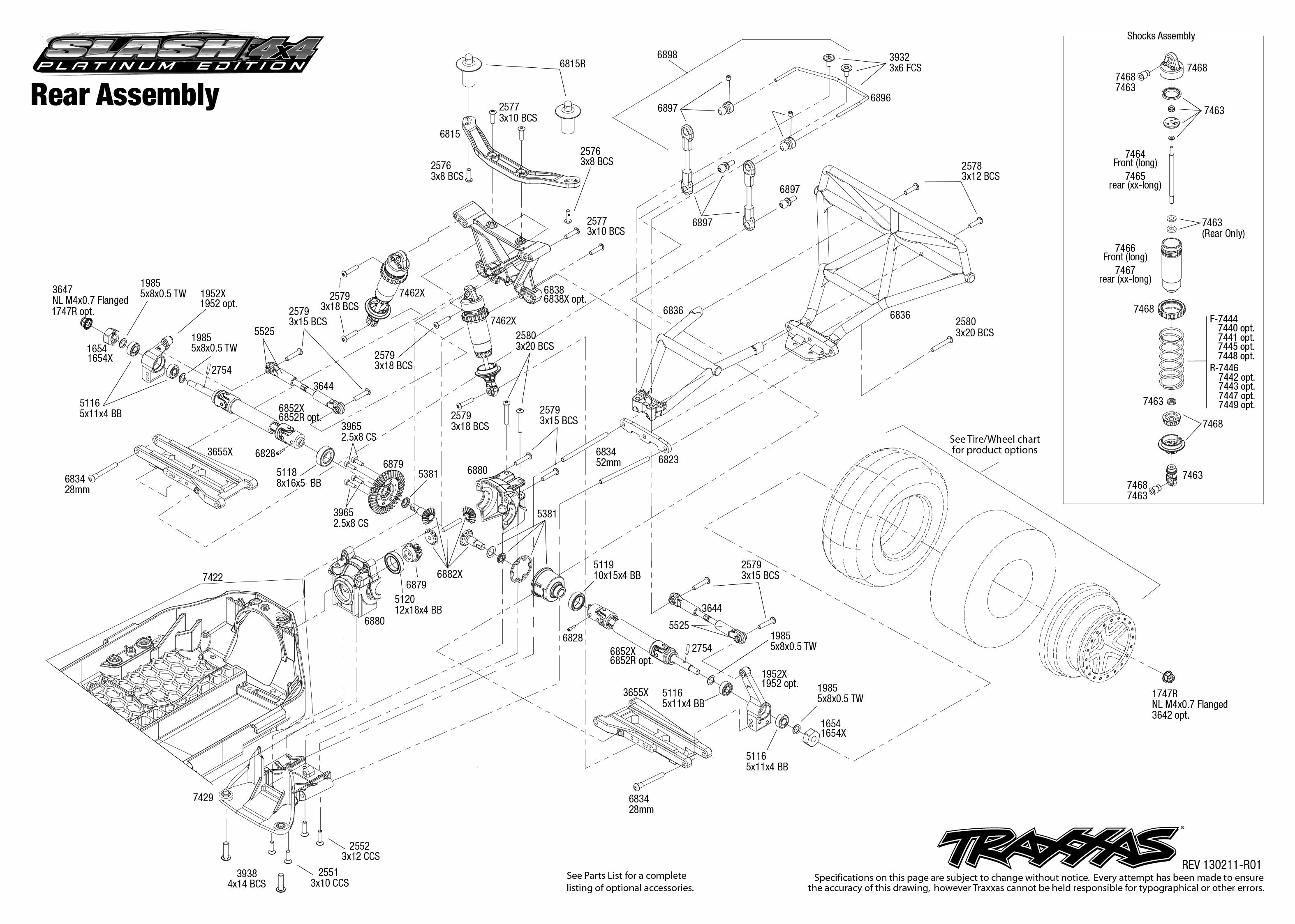Traxxas T Maxx Parts Breakdown Wiring And Engine Diagram