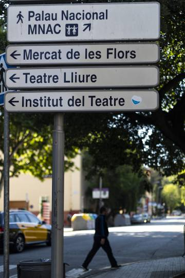 Barcelona: la cultura, a la cruïlla