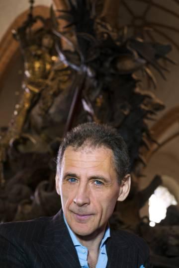 David Lagercrantz, continuador de la saga 'Millennium', convidat de la Setmana del Llibre en Català