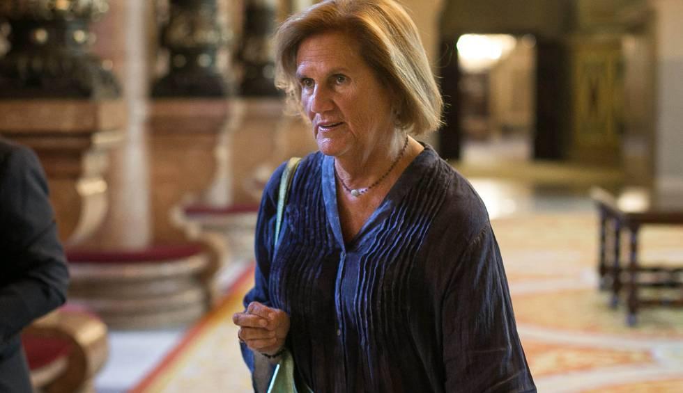 Torra accepta la renúncia de Núria de Gispert a la Creu de Sant Jordi