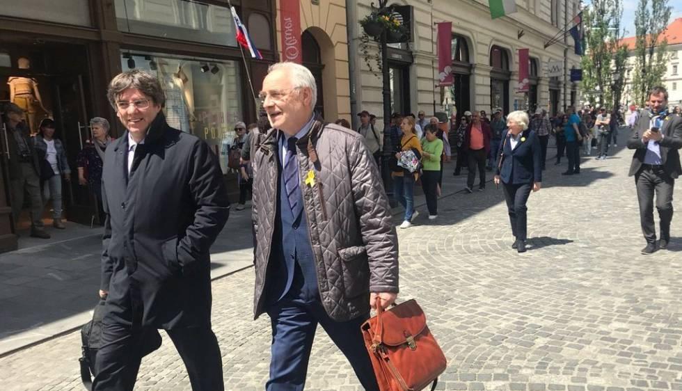 Puigdemont demana 250.000 euros per a la seva candidatura europea