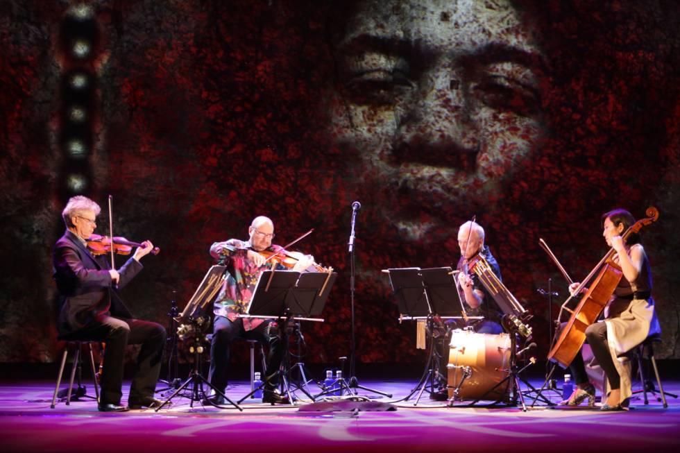 El Kronos Quartet no encén el Grec