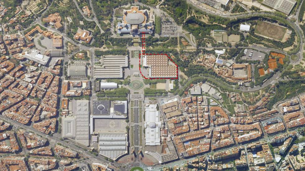 El MNAC 'baixarà' de Montjuïc el 2021