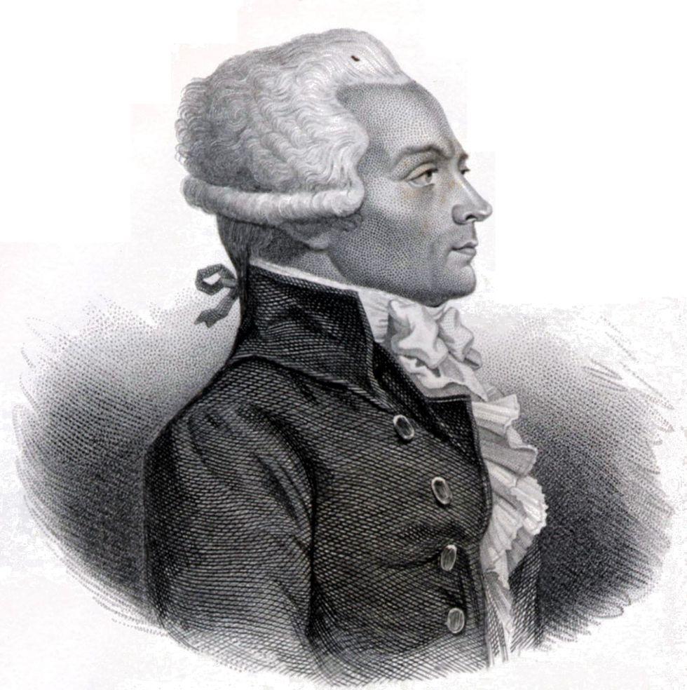 Maximilien Robespierre - Ampliar imagen