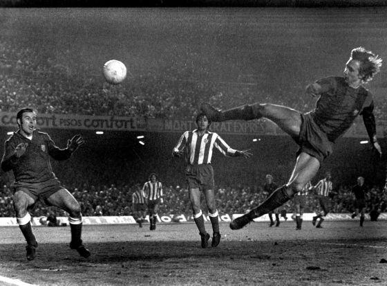 Johan Cruyff: fuente de fútbol y literatura (5/6)