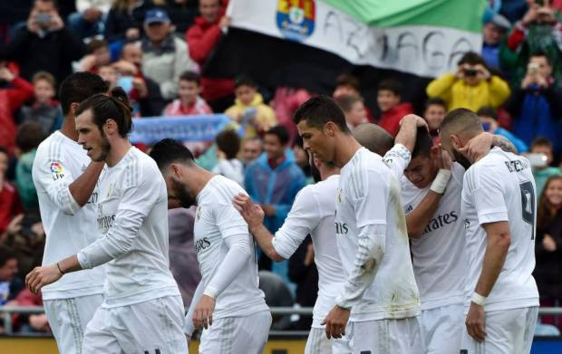 Resultado de imagen para El equipo de Zidane sólo concede 4,82 tiros por partido. El Barça 5,45