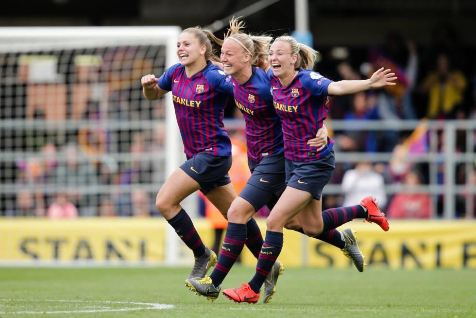 Estrangeritzar la Masia, l'aposta del Barça femení