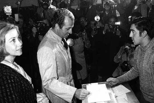 Resultat d'imatges de referéndum constitución 1978